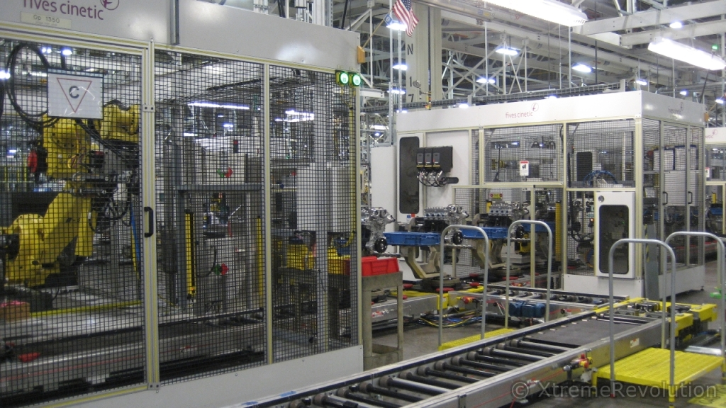 Gm flint engine operations assembly plant for General motors assembly plant